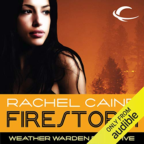 Firestorm: Weather Warden, Book 5 cover art