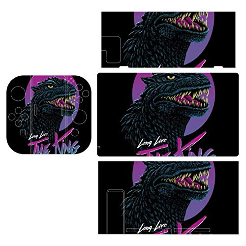 Long Live The King Godzilla Theme Switch exclusive skin, Nintendo Switch sticker protective film, Switch full device exclusive skin sticker protective film
