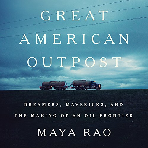 Great American Outpost audiobook cover art
