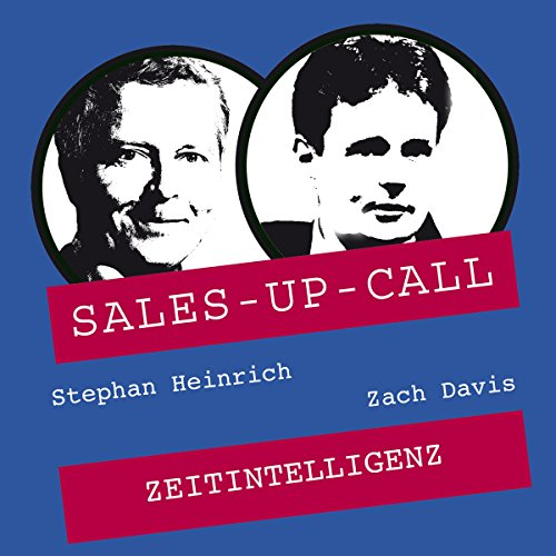 Zeitintelligenz audiobook cover art
