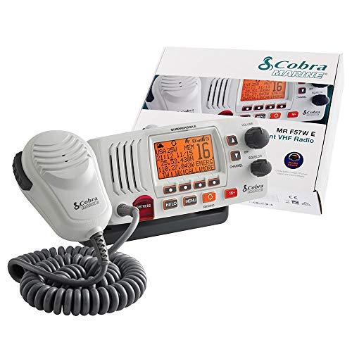 Cobra Emisora VHF Fija MR F57W