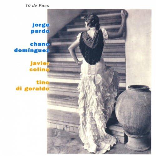 Jorge Pardo, Chano Domínguez feat. Javier Colina & Tino Di Geraldo