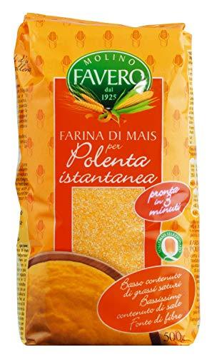 Favero Polenta, Instant-Polenta vorgegart 500 gr.