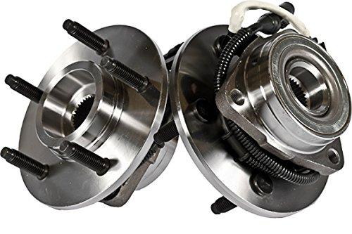 Callahan C515031X2 [2] Pair FRONT Premium Grade Wheel Hub Bearing Assemblies [ 5...