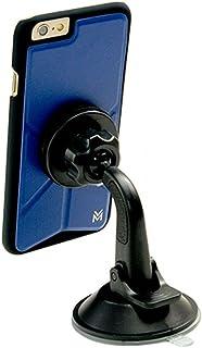 Uniq Magnetic Windshield Car Mount (MountPro Glass) Black