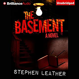 The Basement audiobook cover art