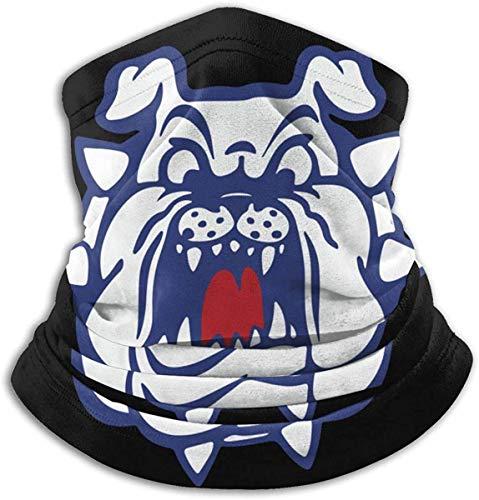 Fresno State Bulldogs Microfibra cuello calentador diademas cubierta de la cara bufanda de la cabeza bandana envoltura pasamontañas para hombres y mujeres