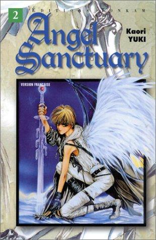 Angel sanctuary, tome 2
