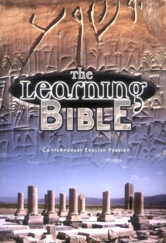 The Learning Bible: Contemporary English Version (Firelight Planning Resources)
