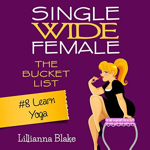 Learn Yoga: Single Wide Female audiobook cover art