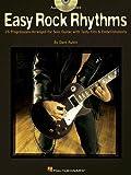 Easy Rock Rhythms: 25 Progressions Arranged for Solo Guitar with Tasty Fills & Embellishments