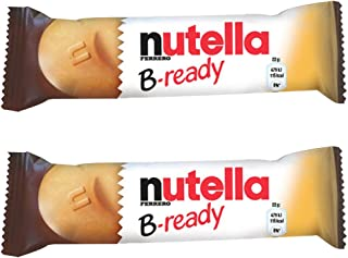 Nutella B-Ready, 2 x 22 g