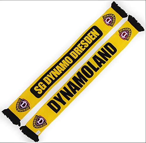 Generisch SG Dynamo Dresden Schal DYNAMOLAND