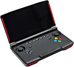 """Handheld Gaming Console 5.5"""" Touchscreen Android 7.0 Portable Video Game Player Laptop,PowerVR GX6250 GPU,2GBDDR3+16GB EMMC,Support Google Store"""
