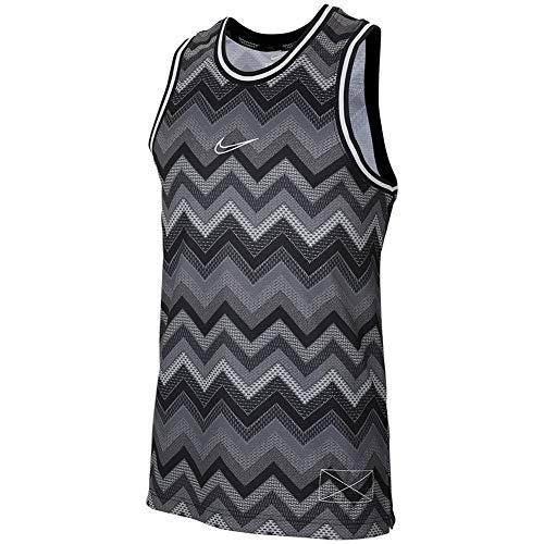 Nike Dri-FIT HOOPXFLY CD0417-010 - Camiseta de baloncesto para hombre, talla M