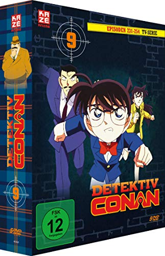 Detektiv Conan - TV-Serie - Vol.9 - [DVD]