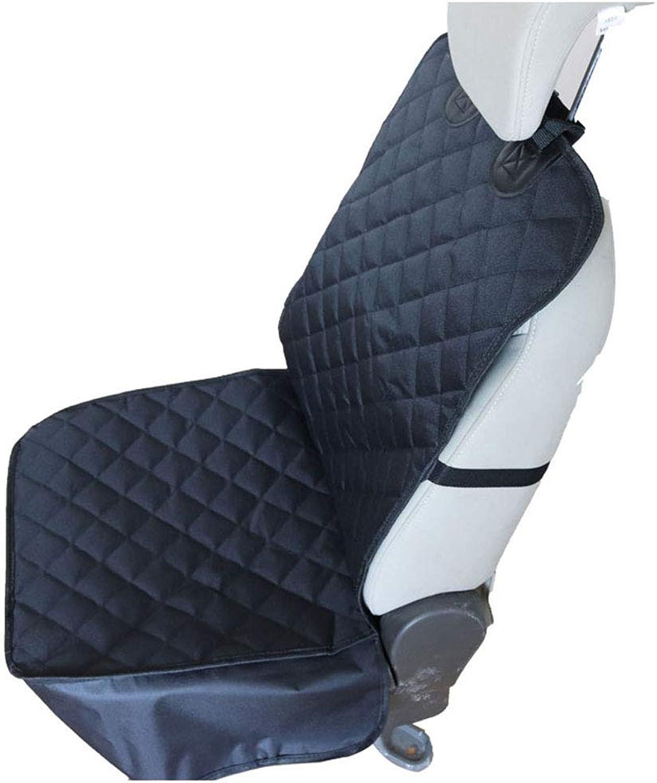 Haojinfeng Dog Car Seat Cushion Car Front Row Antidirty Dog Pad Dog