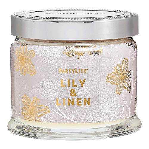 Lys & Linen 3 Wick Candle Jar