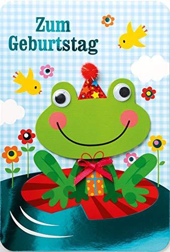 BSB Grußkarte Glückwunschkarte Geburtstag Geburtstagskarte