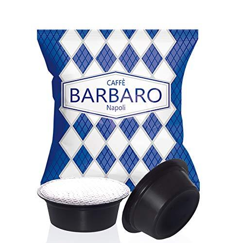 CAFFE' BARBARO Napoli, Compatibili a Modo Mio, Miscela Cremoso Napoli - 100 Capsule