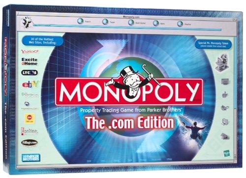 Monopoly The Dot .Com Edition