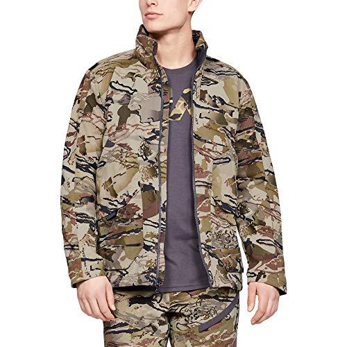 Under Armour Grit Jacket, Ua Barren Camo (999)/Black, X-Large