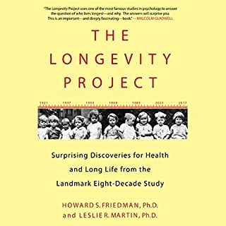 The Longevity Project cover art