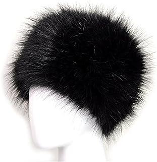 f7fad0583 Amazon.com: faux fur hat - International Shipping Eligible
