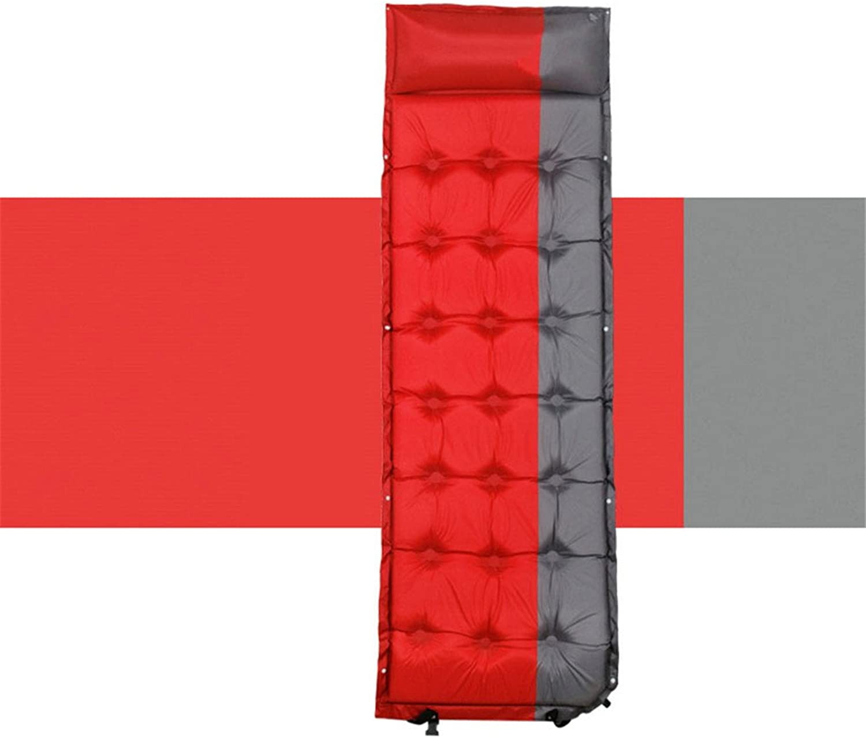 MONEYY Moisture-Proof Pad Automatische aufblasbares Kissen Single Isomatte Isomatte Isomatte Camping Zelten Mittagspause Rest Matratze 180  61,5  5 Cm B07CGBDYDP  Elegante Form 4fb953