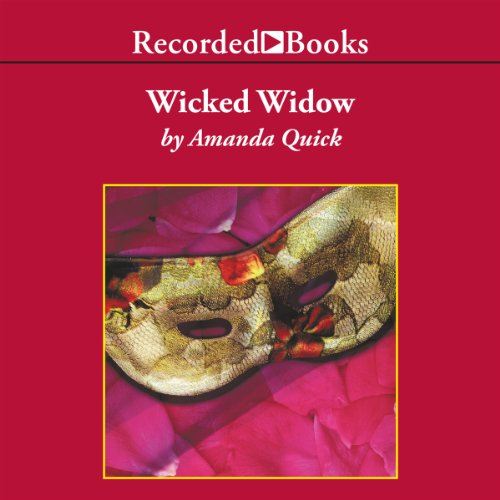 Wicked Widow audiobook cover art