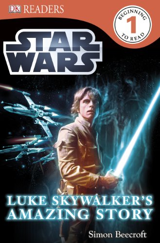 Star Wars Luke Skywalker's Amazing Story (DK Readers Level 1) (English Edition)