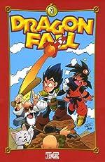 Dragon Fall, Tome 3 - C'est la zone de Nacho Fernandez
