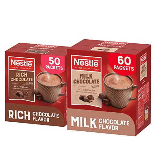 Nestle Hot Chocolate Variety Pack