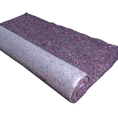 easypaint® PREMIUM Malervlies [25 m²] - Schutzvlies mit PE Anti Rutsch Beschichtung - Gewicht: 180 g/m² - Abdeckvlies ist der perfekte Oberflächenschutz für Bodenbeläge