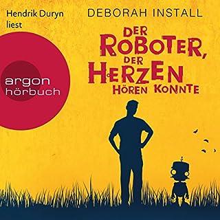 Der Roboter, der Herzen hören konnte Titelbild