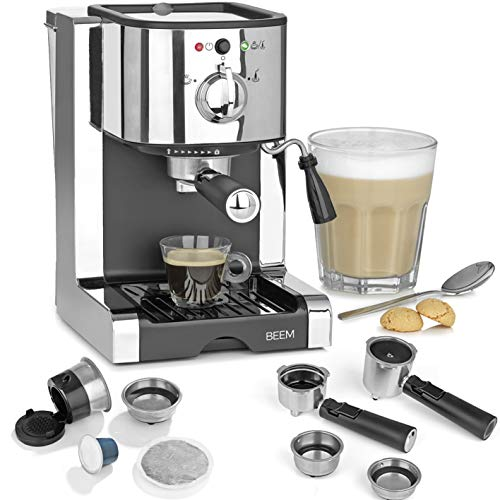 Espresso Perfect 20 Bar & Nespresso-Kapsel Kompatibilit�