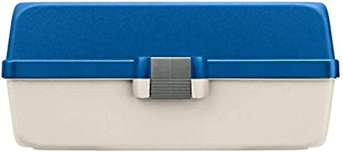 Plastica Panaro 118585, viskoffer unisex voor volwassenen, wit/blauw, 335 x 153 x 148 mm