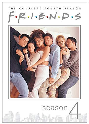 Friends: Complete Fourth Season (3 Dvd) [Edizione: Stati Uniti] [Italia]