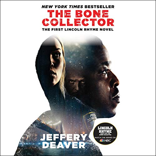 『The Bone Collector』のカバーアート