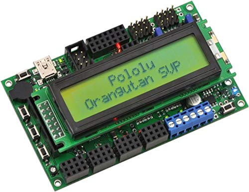 Orangutan SVP-324 Robot Controller Atmel ATmega324PA AVR Microcontroller ATmega1284P 6-13,5V 20 MHz 2 bidirektionale Ports