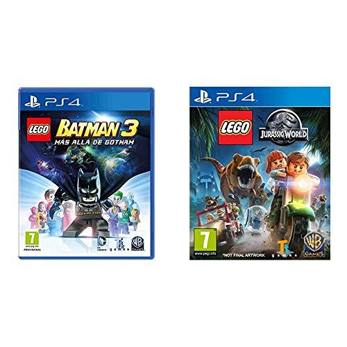 Lego Batman 3: Mas Allá De Gotham (Estándar) + LEGO: Jurassic World