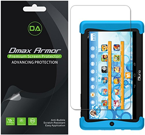 Dmax Armor [3-Pack] for Kurio Xtreme 2 Screen Protector, Anti-Glare & Anti-Fingerprint (Matte) Shield