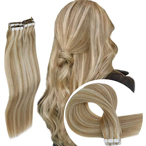 Extensiones Mechas Californianas  marca Sunny Hair