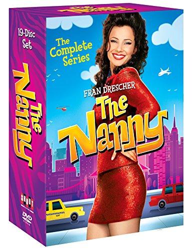 Nanny: The Complete Series (19 Dvd) [Edizione: Stati Uniti] [Italia]