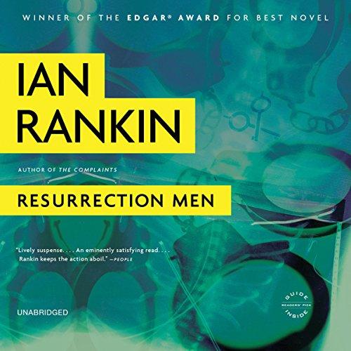 Resurrection Men audiobook cover art