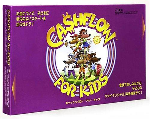 Micro Cash Flow for Kids (Japanese Version) (Japan Import)
