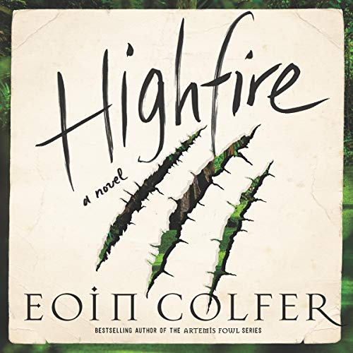 Highfire audiobook cover art