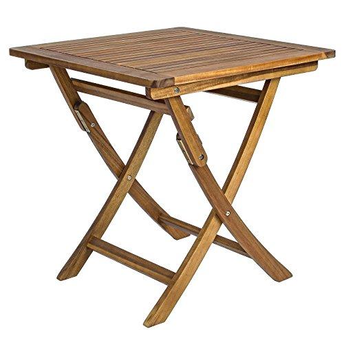 Table Noemi carré 70 x 70 cm