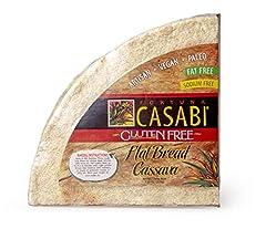 Single ingredient product: Yucca (Cassava root) Gluten free (GF), Vegan, Paleo Crispy (Cracker-like) AIP and Low Fodmap Rich in Prebiotics