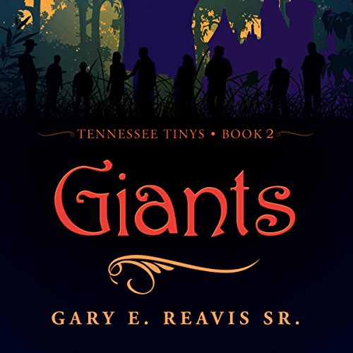 Giants audiobook cover art
